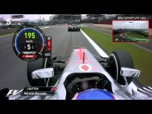 Formula 1 2013 - Top 5 Overtakes